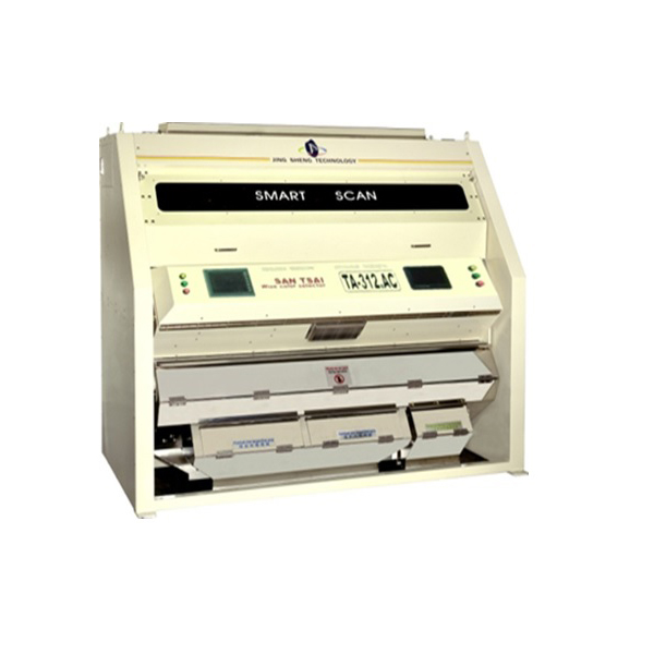 TL型高智能CCD色彩選別機 1